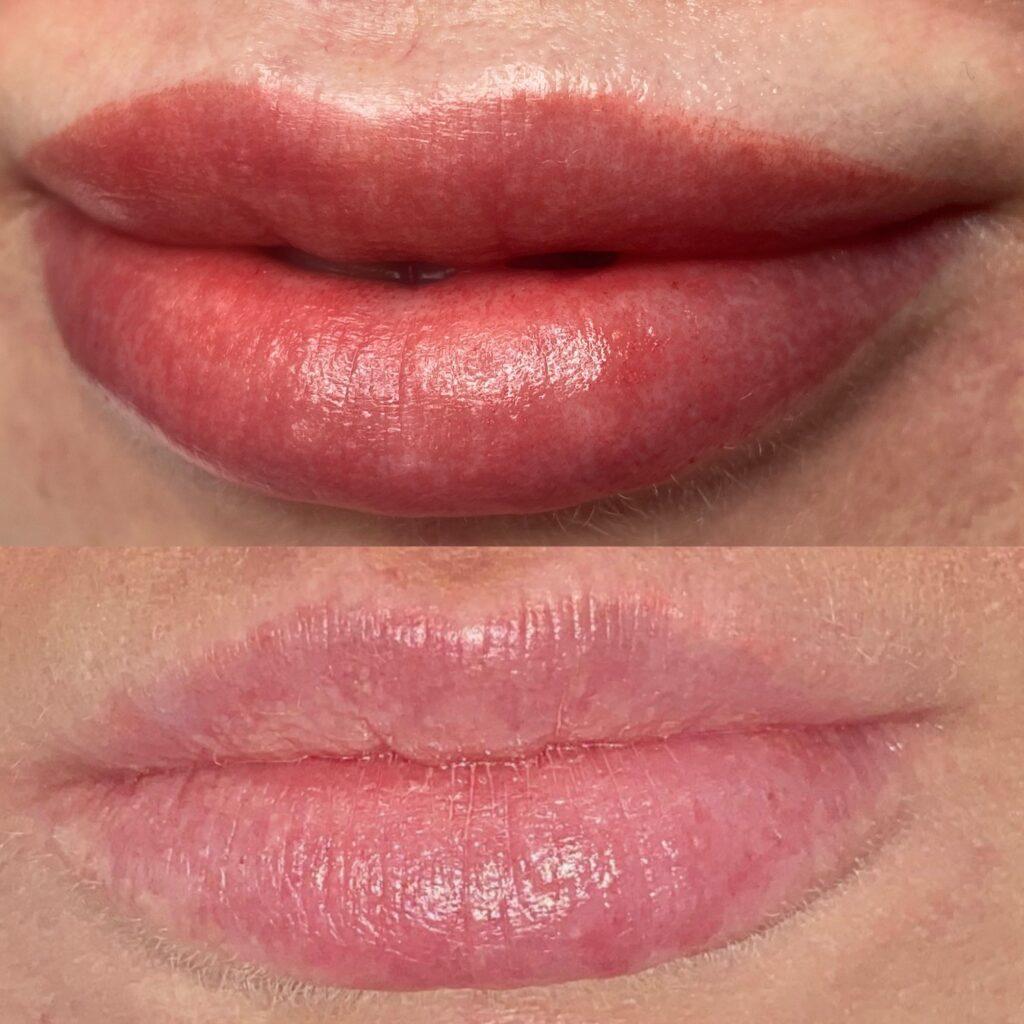 Натуральный перманент губ в Иваново